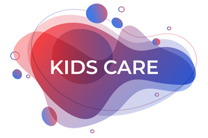Kids Care - Menu