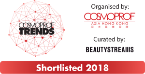 Cosmoprof Trends - Shortlisted 2018