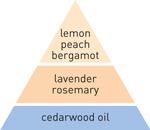 pyramid scheme lemon and peach